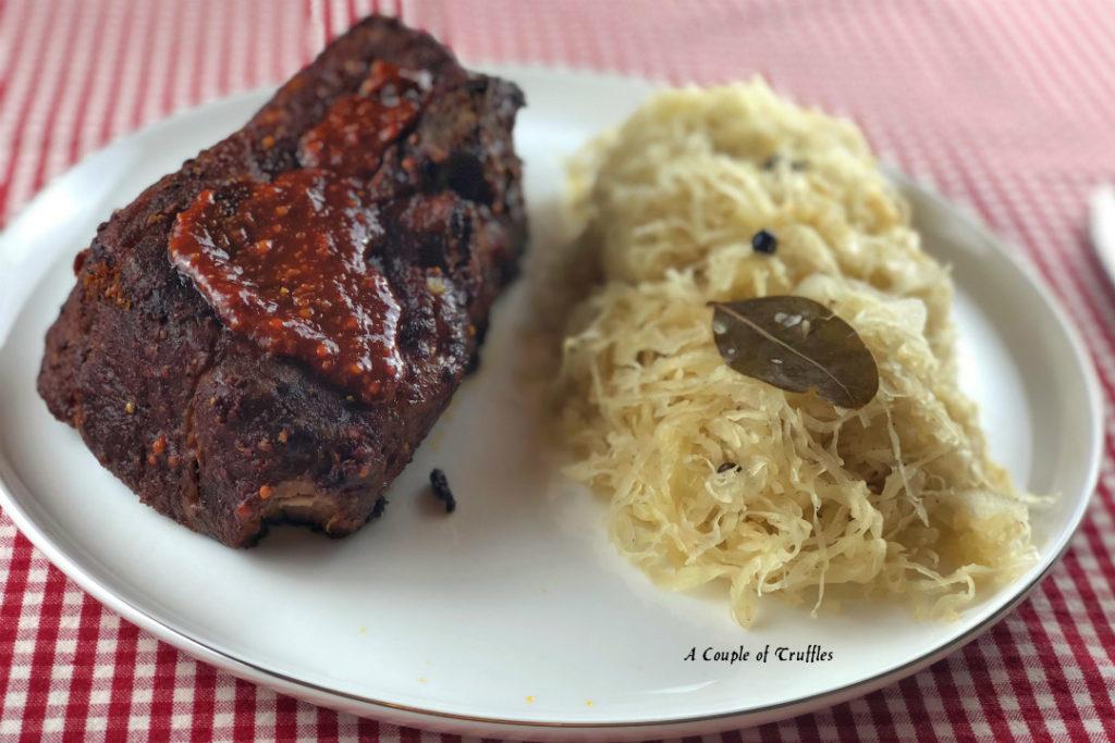 Ev yapımı barbekü soslu pulled pork